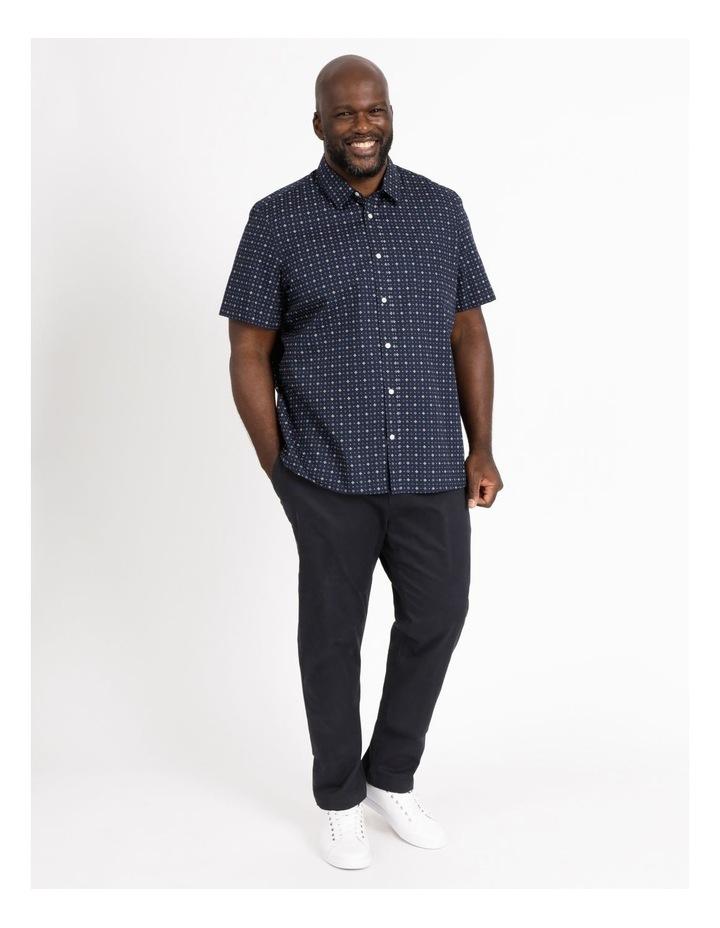 Fender Ditsy Geo Print Short Sleeve Shirt image 2