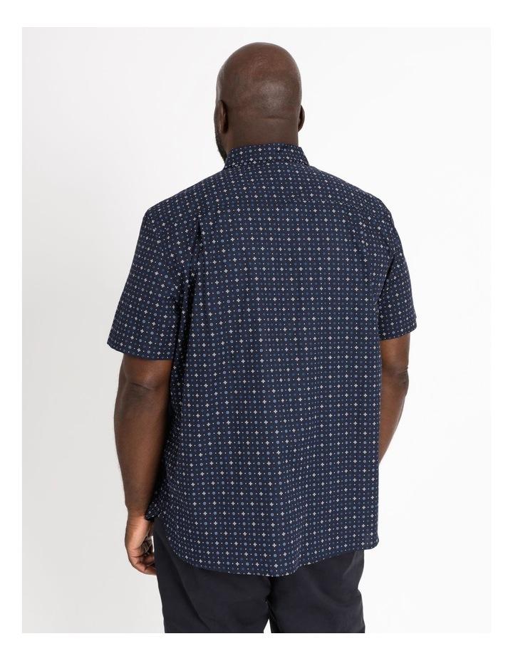 Fender Ditsy Geo Print Short Sleeve Shirt image 3
