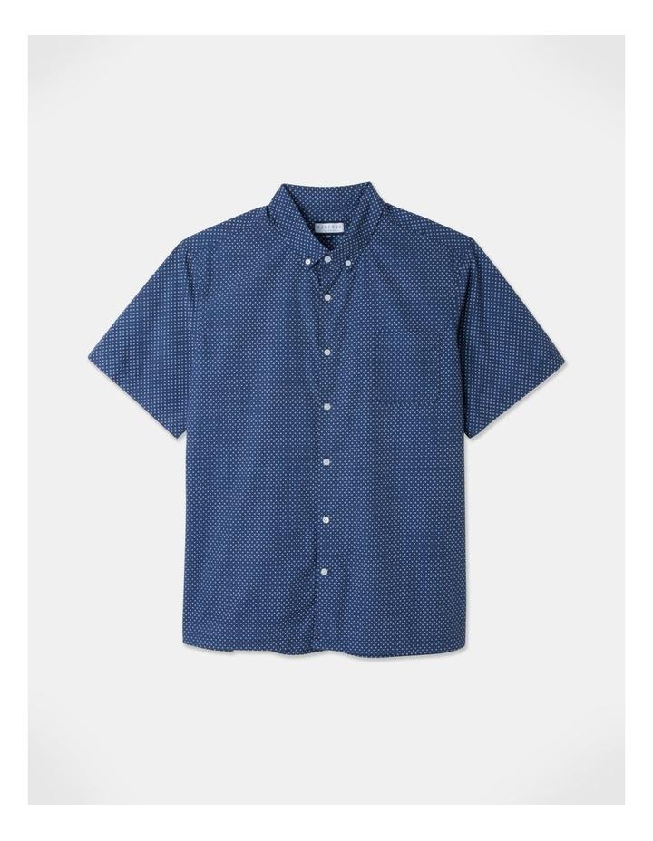 Thornton Geo Print Jersey Shirt image 1