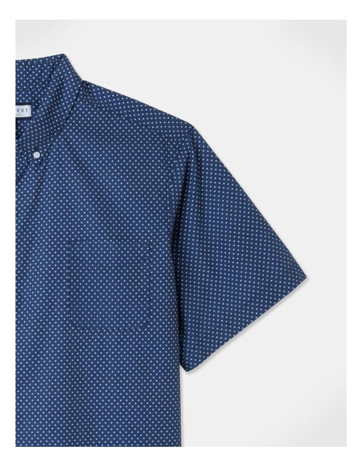 Thornton Geo Print Jersey Shirt image 2