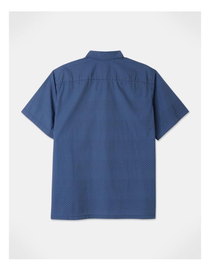 Thornton Geo Print Jersey Shirt image 3