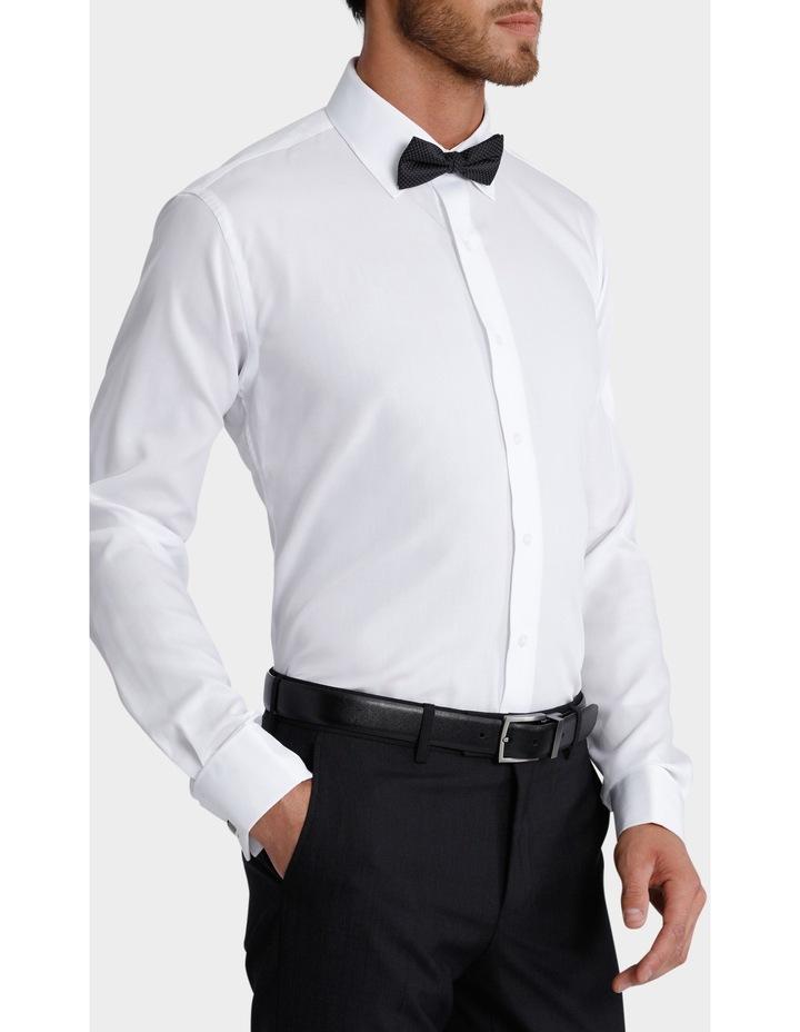 Plain White Business Shirt image 3