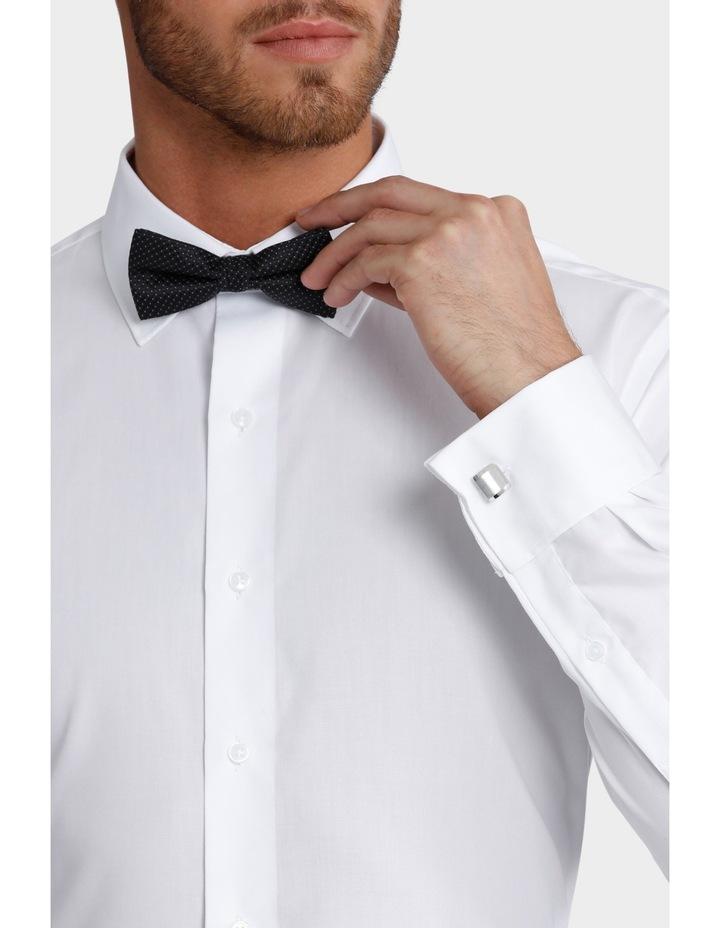 Plain White Business Shirt image 7