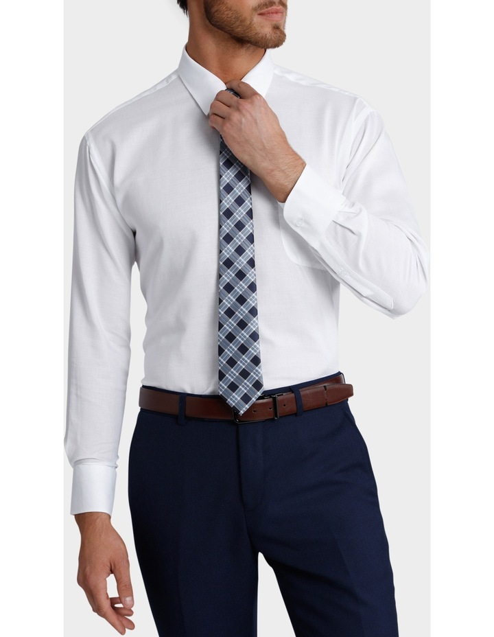 White Nail Head Business Shirt image 1