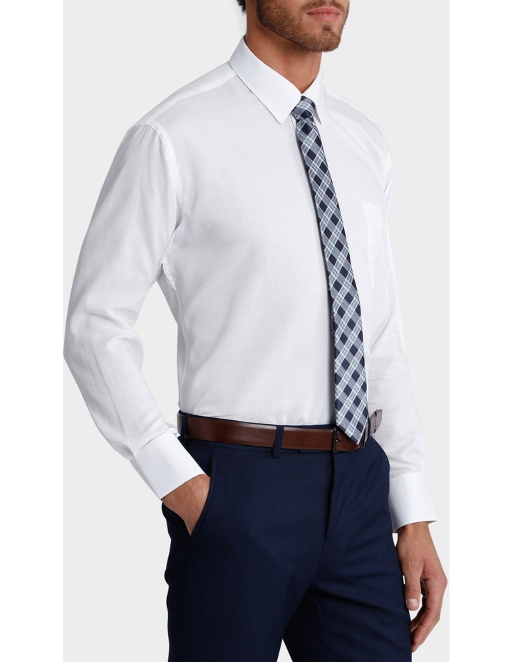 White Nail Head Business Shirt image 2