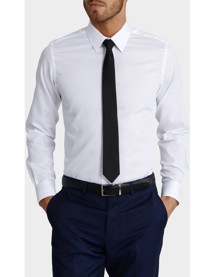 Slim Fit Business Shirt image 1