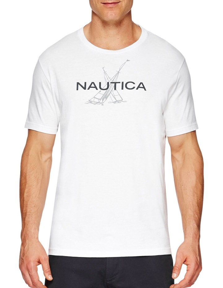 e19bcbe0b Nautica | Mineral Wash Tee | MYER