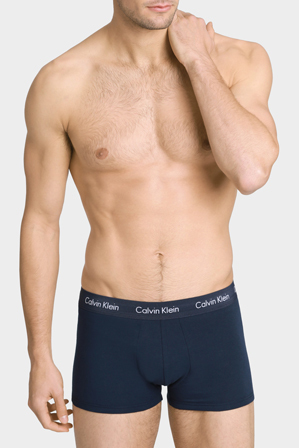 Calvin Klein - Cotton Stretch Low Rise Trunk 3Pk