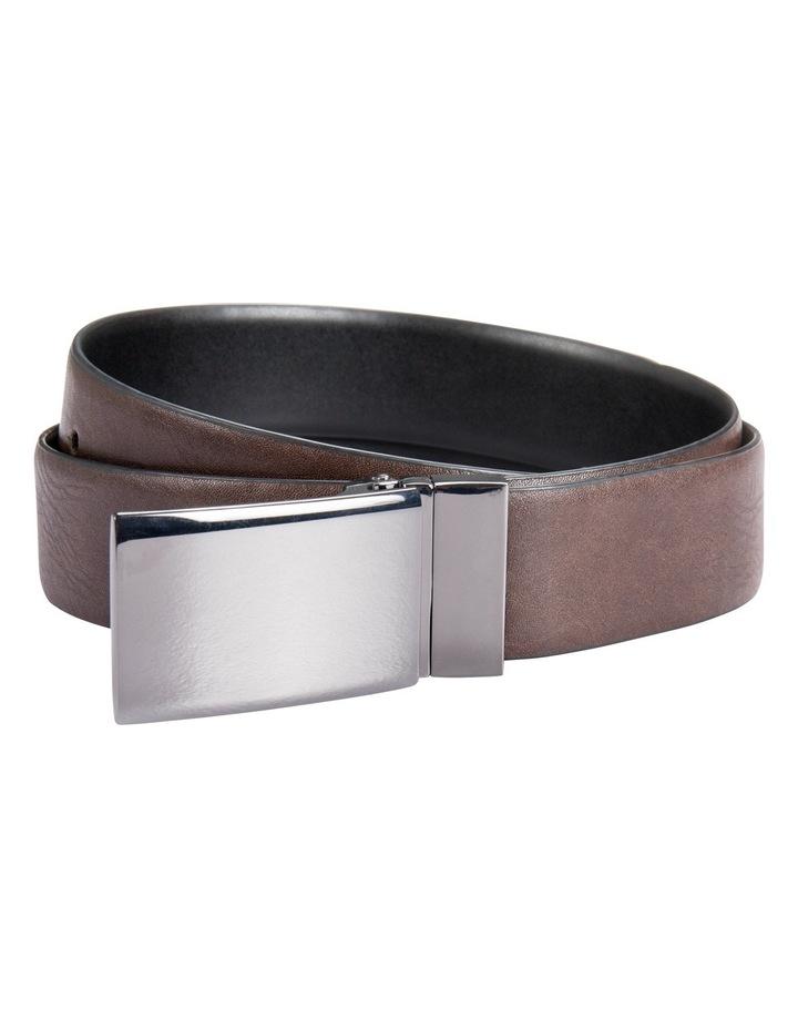 Reversible Plate Buckle Belt image 3