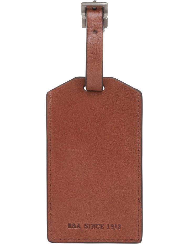 Leather Luggage Tag image 2