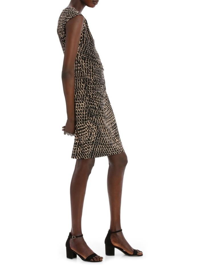 Side Gather Jersey Dress image 2