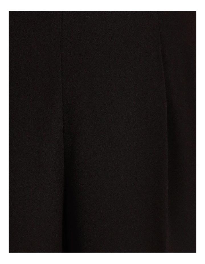 Curve Wide Leg Crepe Culotte Pants image 5