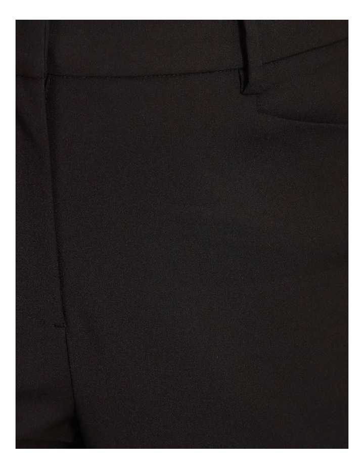 Curve Maya Mid Rise Cropped Length Cotton Sateen Pants image 5