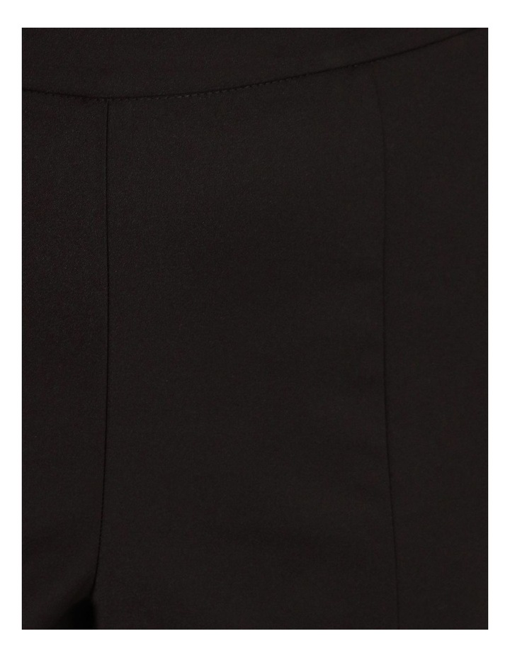 Curve Penny Mid Rise Full Length Pull On Cotton Sateen Pants image 5