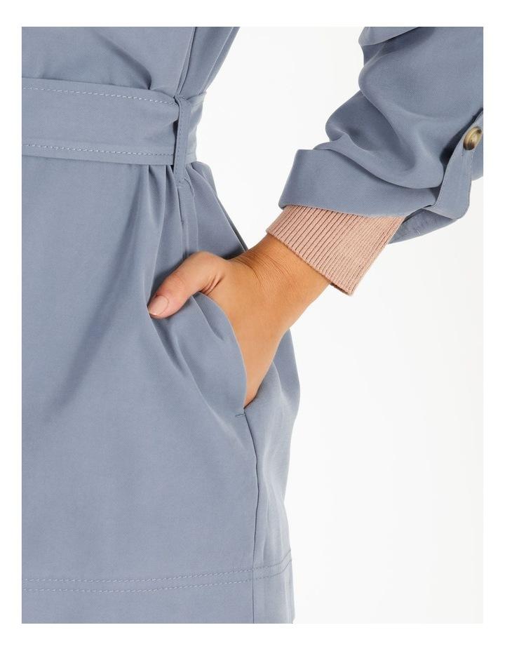 Soft Wrap Jacket With Tie Waist image 6