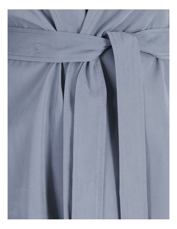 Soft Wrap Jacket With Tie Waist image 7
