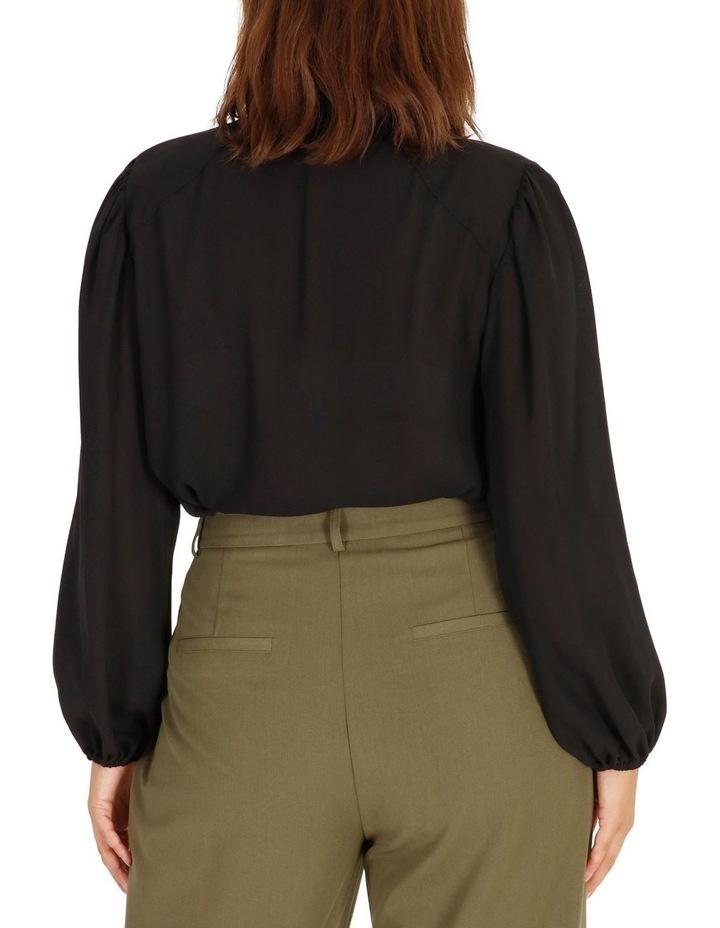 Blouson Sleeve Shirt image 3