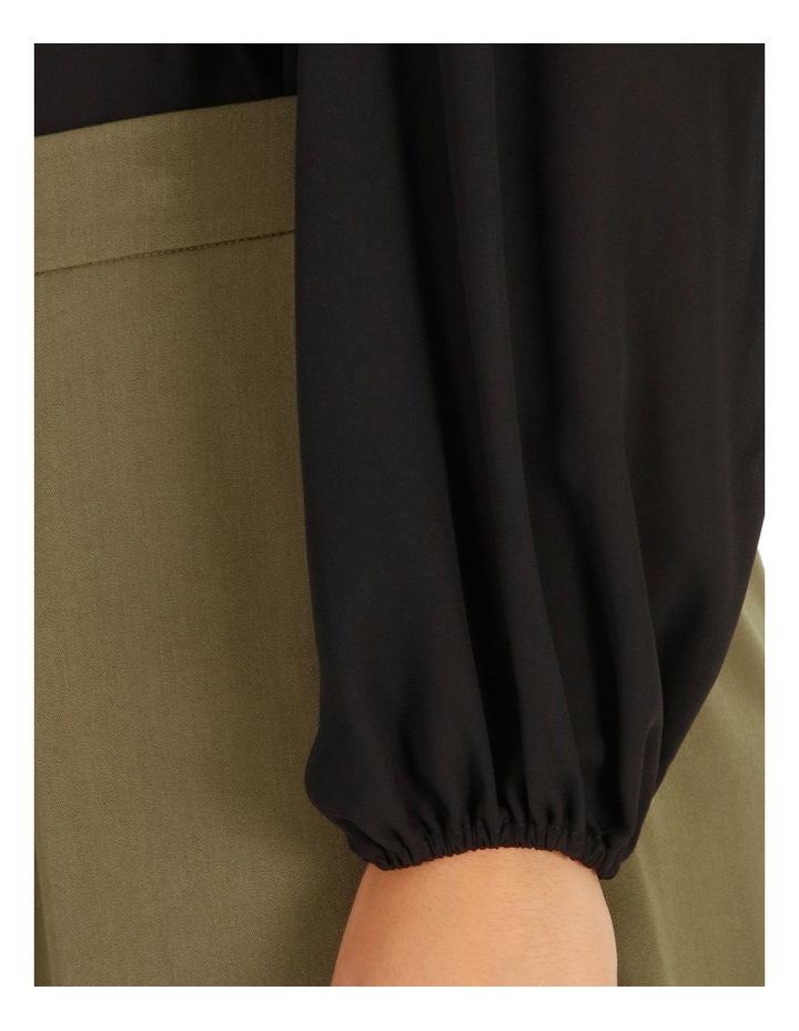 Blouson Sleeve Shirt image 4