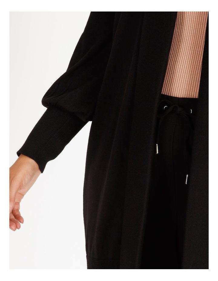 Curve Blouson Sleeve Cardigan image 6