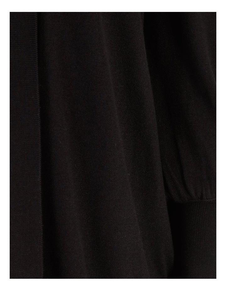 Curve Blouson Sleeve Cardigan image 7