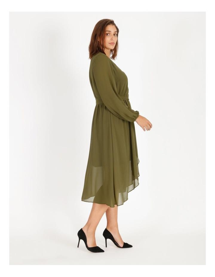 Pleat Mini Dress image 2