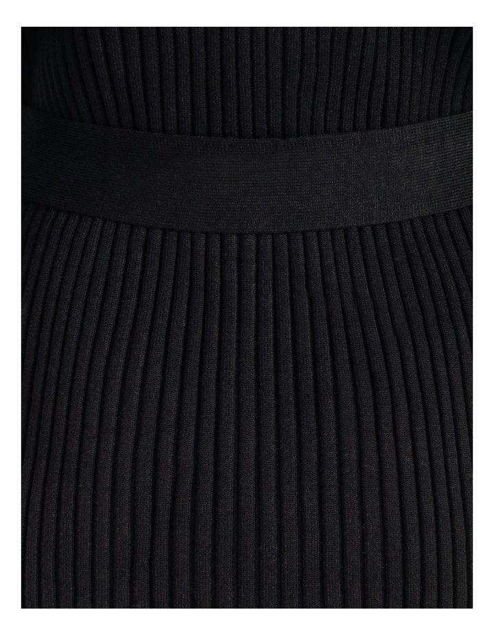 Longline Wrap Cardigan image 6