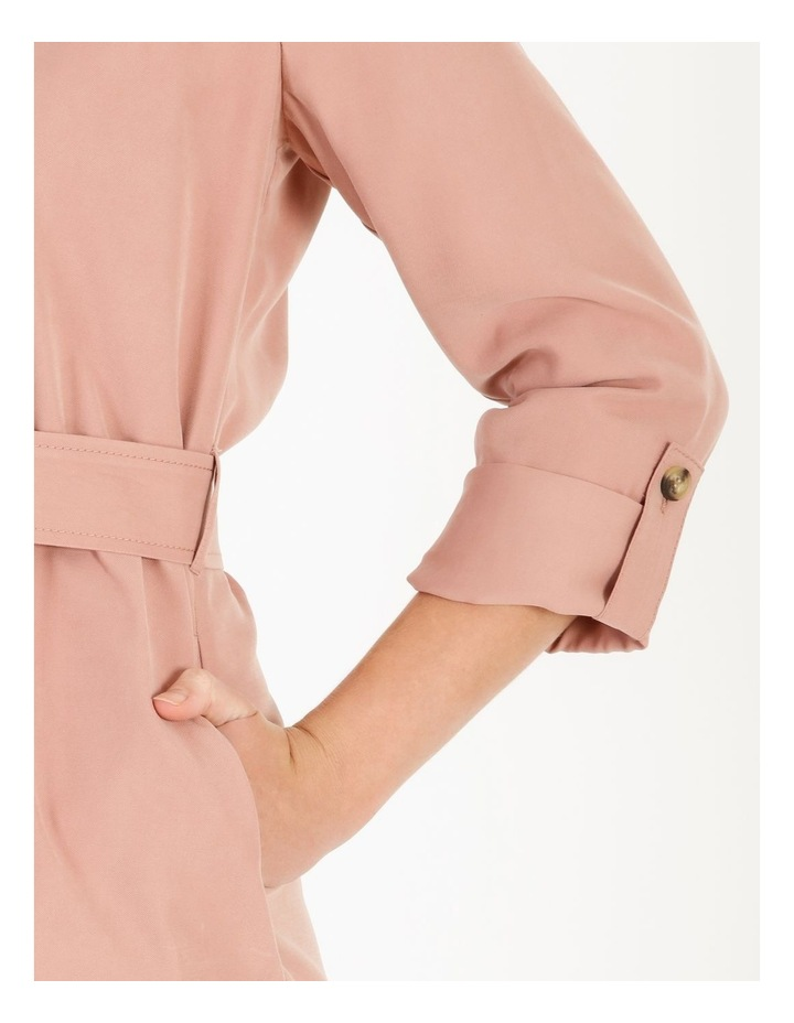 Soft Wrap Jacket With Tie image 5