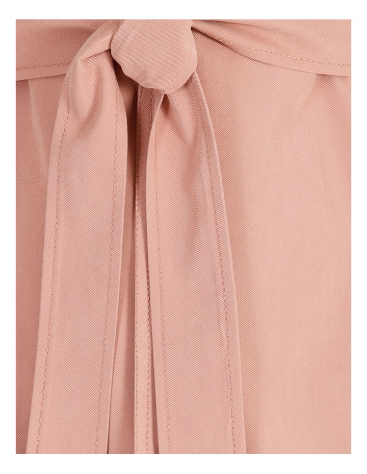 Soft Wrap Jacket With Tie image 6