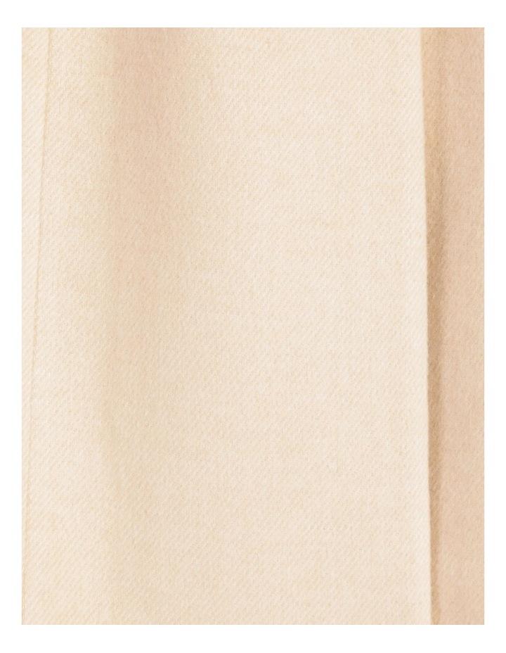 Tie Waist Wrap Coat image 7