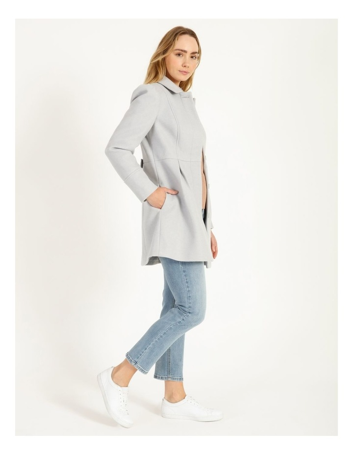 Glam Fit & Flare Dolly Coat image 3