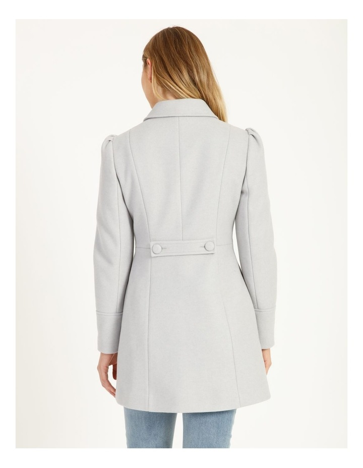 Glam Fit & Flare Dolly Coat image 4