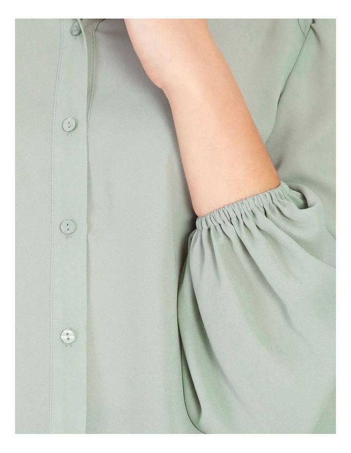 Blouson Sleeve Shirt image 5