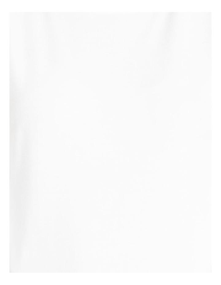 Puff Sleeve Organic Cotton Blend Top image 6