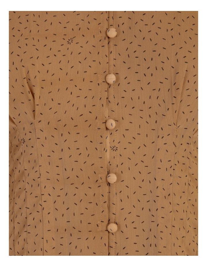 Ruffle Button Through Blouse image 6