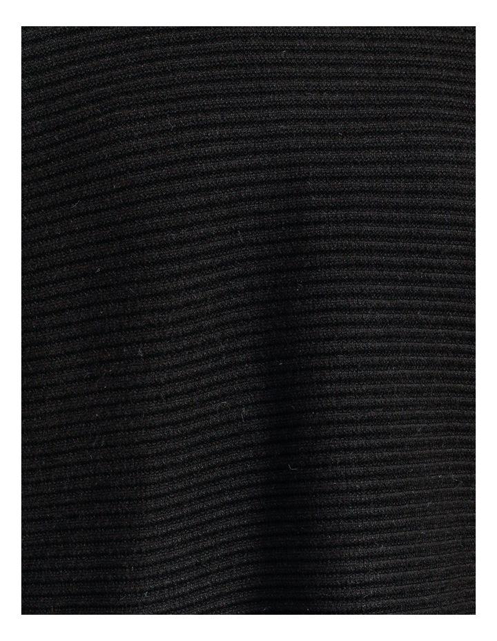 Vertical Knit Roll Neck Jumper image 6