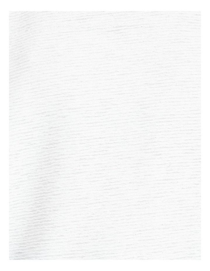 Textured Flutter Sleeve T-Shirt image 6