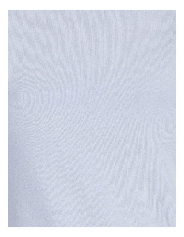 Puff Sleeve Organic Cotton Blend Tee image 6