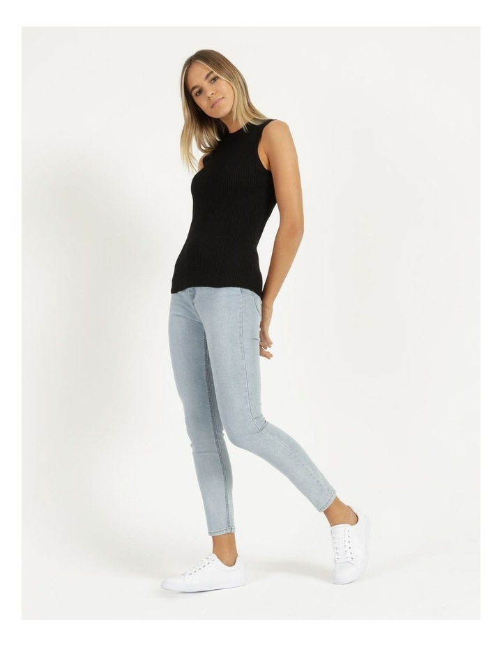 High Neck Knitted Tank image 2
