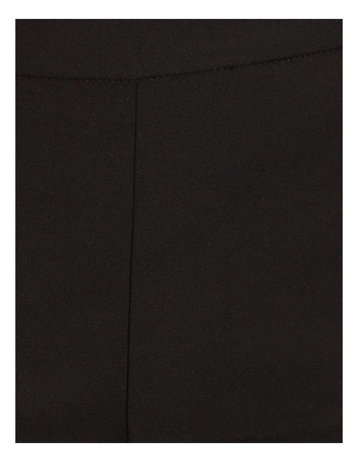 Penelope Mid Rise Pull On Cotton Sateen Pants image 5