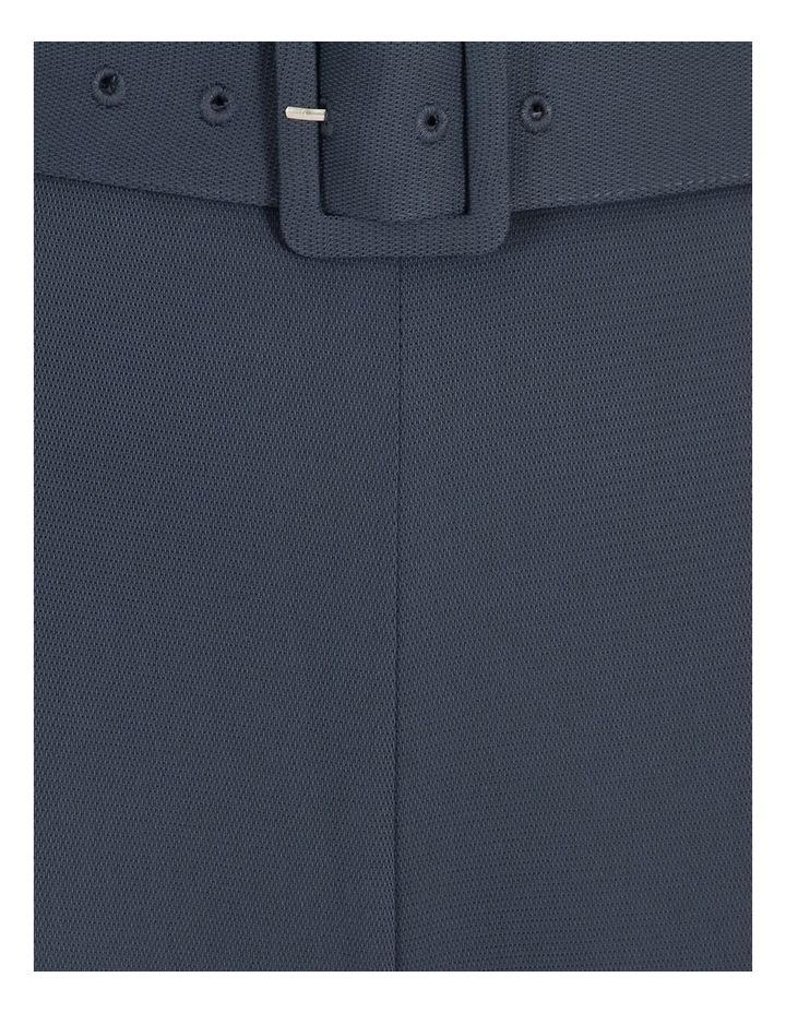 Wide Leg Pants With Belt Detail image 5