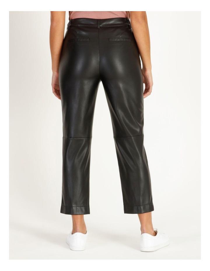 Faux Leather Pants image 3