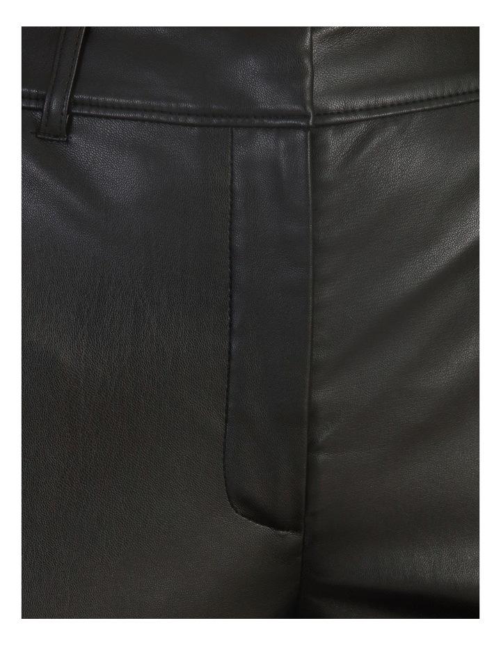 Faux Leather Pants image 5