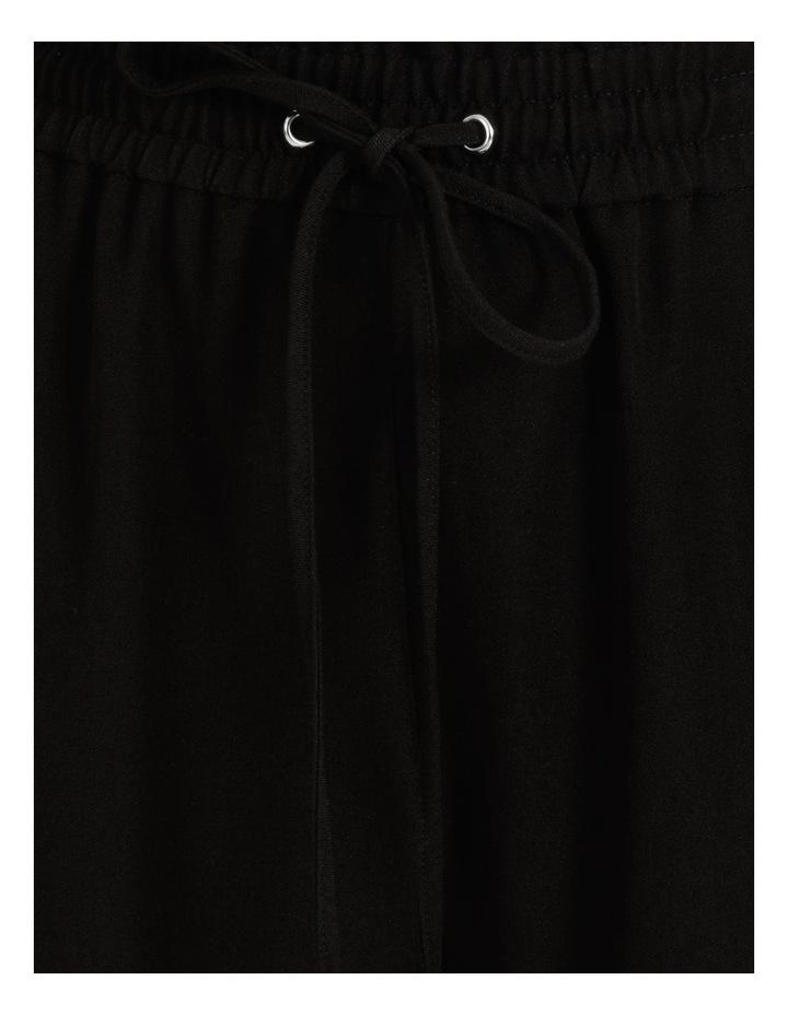 Elastic Waist Wide Leg Pants image 6