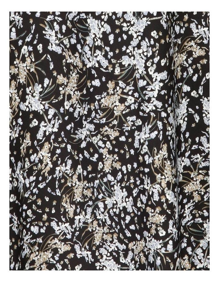 Satin Bias Cut Midi Skirt image 5