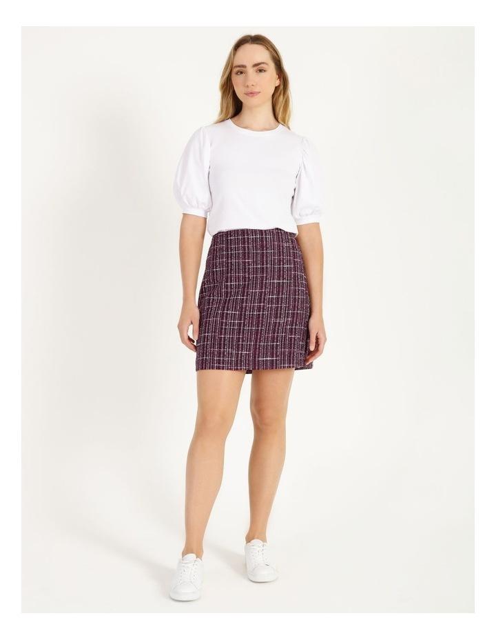 Boucle Mini Skirt image 3