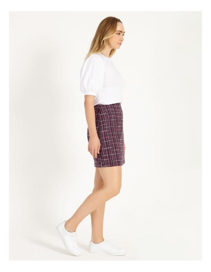 Boucle Mini Skirt image 4