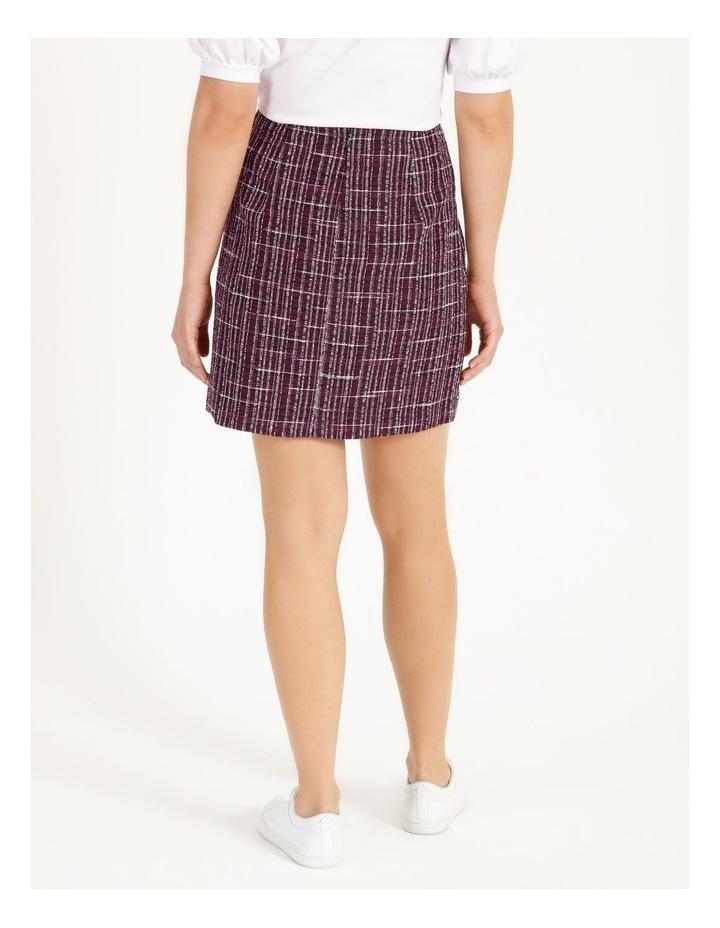 Boucle Mini Skirt image 5