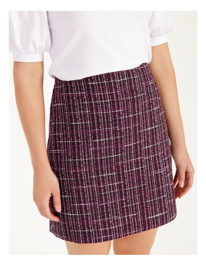 Boucle Mini Skirt image 6