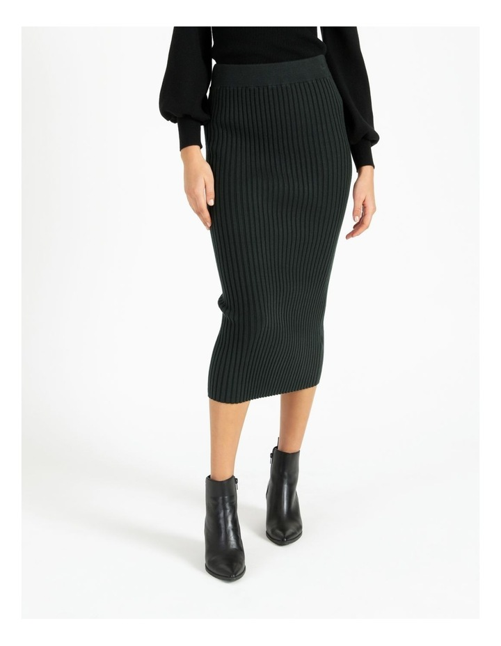 Knitted Pencil Skirt image 1