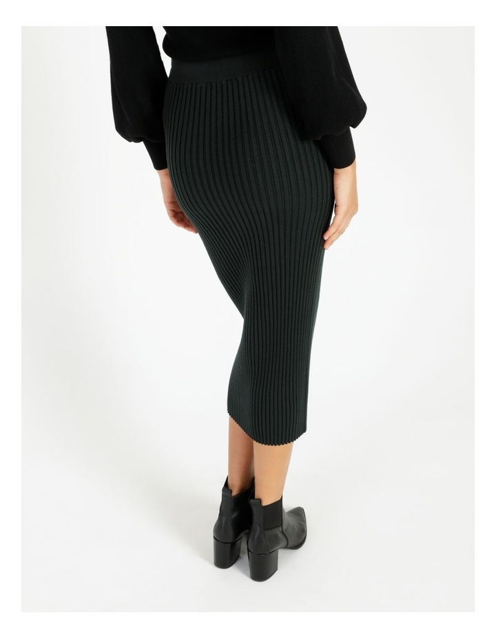 Knitted Pencil Skirt image 4